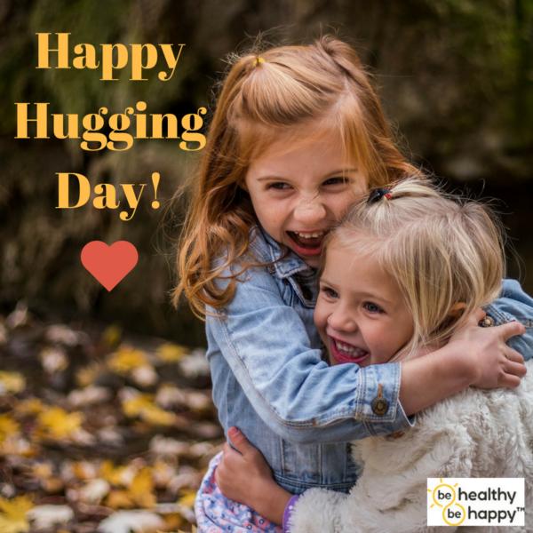 Why Do We Need Hugs?