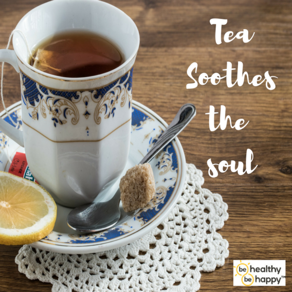 Feeling Anxious? Soothe Your Soul!