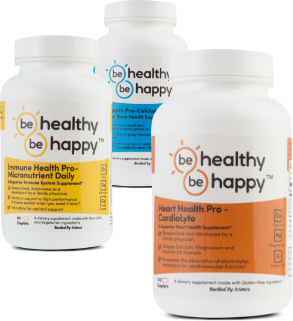Be Healthy Be Happy Products