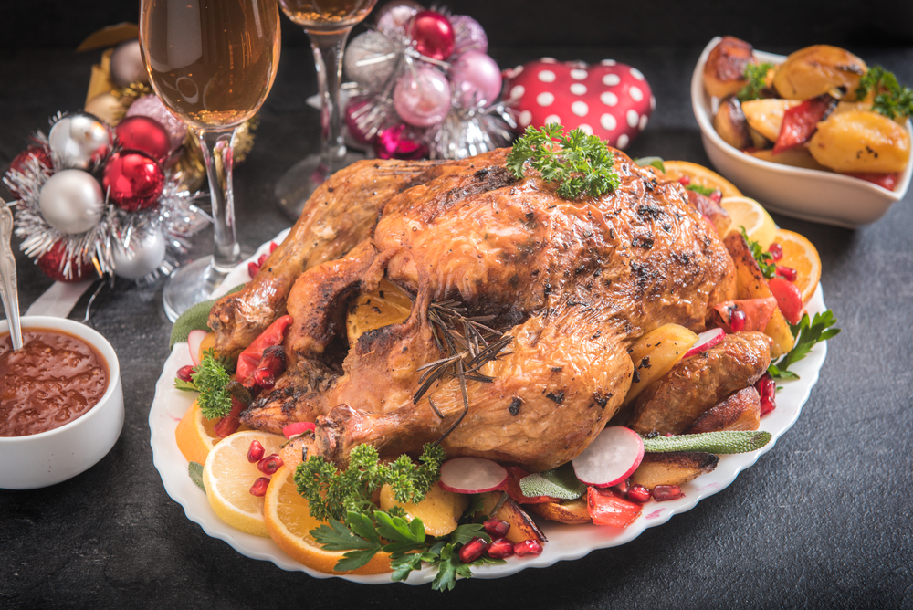 Healthy Holiday Foods and More from the National Institutes of Health